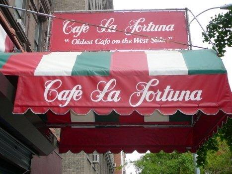 Cafe La Fortuna UWS