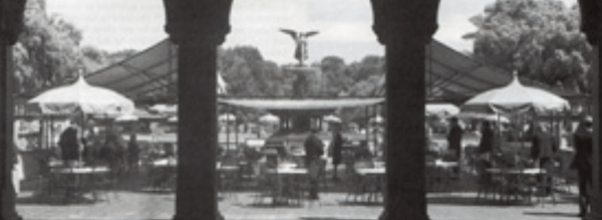 There was Once a Cafe at Bethesda Terrace