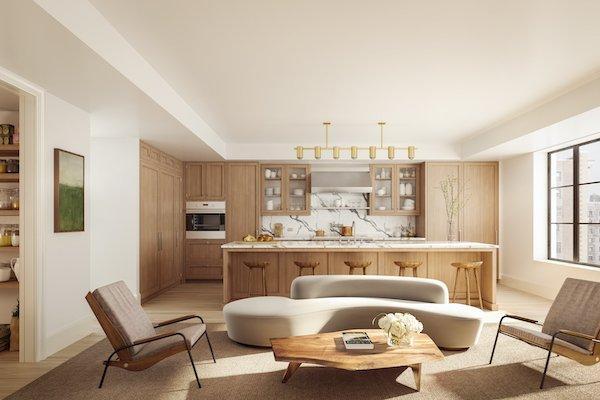 Terrace Penthouse Kitchen_Hayes Davidson