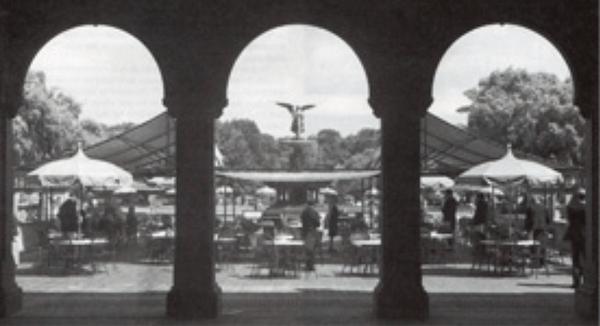 The Fountain Cafe Central Park