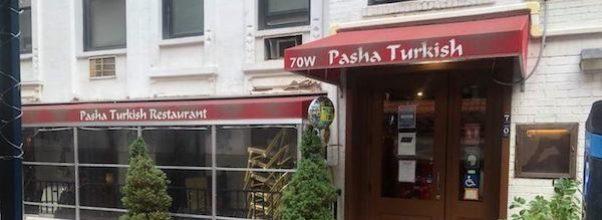 Pasha Closes, But You Can Still Say Goodbye