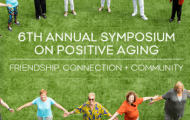 The JCC's 6th Annual Symposium on Positive Aging is Oct 25!