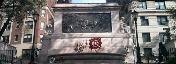 Private Donor Funds Restoration of Firemen's Memorial