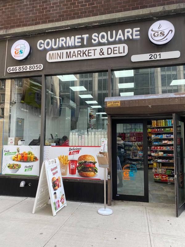Gourmet Square Mini Market & Deli