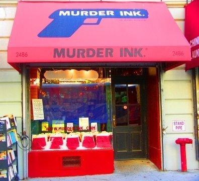 Murder Ink Bookstore
