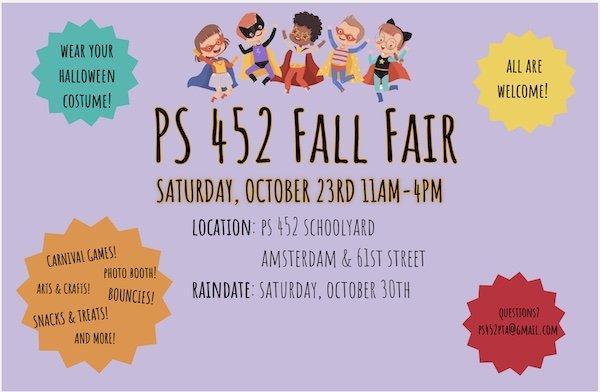 PS 452 Fall Fair 2021
