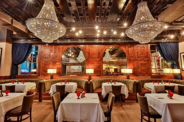 renovated dining room atlantic grill