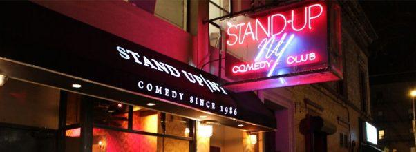 COME LAUGH AT STAND UP NY!