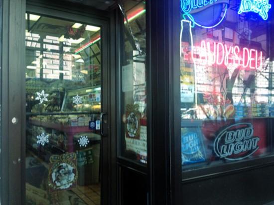 Delis on the Upper West Side