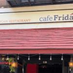 Cafe Frida closed