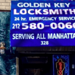 Golden Key Locksmith Upper West Side