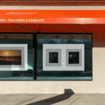 art display bank street bookstore