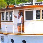 chris williamson boat basin captain