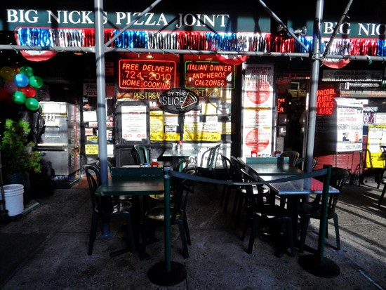 Diners & Coffee Shops - Mike's Picks Big Nick's