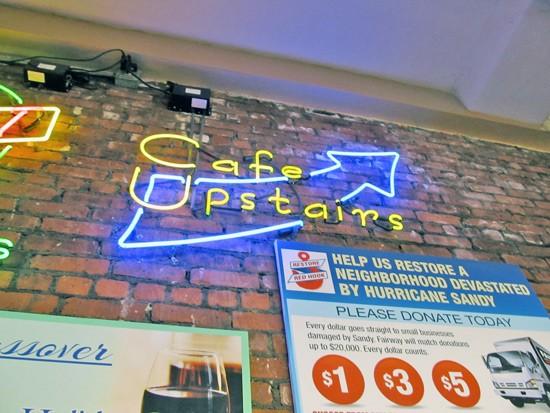 Cafe at Fairway Market
