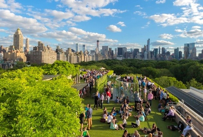 Top 5 Rooftop Bars On The Upper West Side I Love The