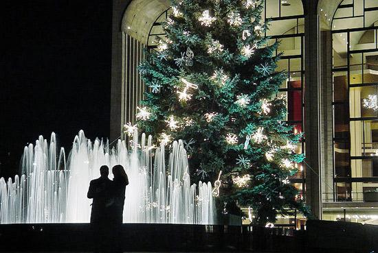 Holiday Displays on the Upper West Side