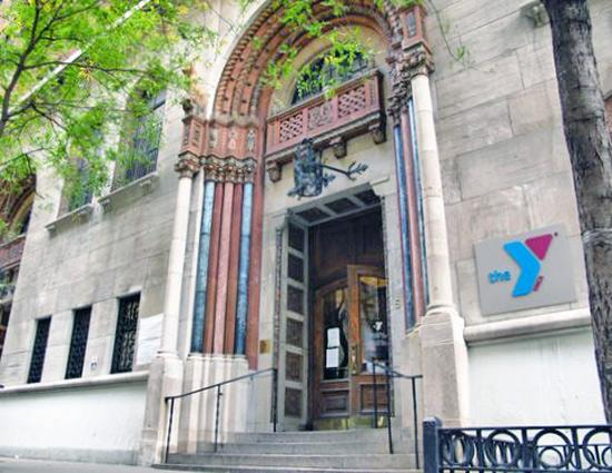 The Marjorie S. Deane Little Theatre on the Upper West Side