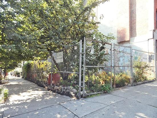west side community garden