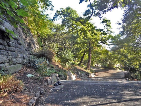 Morningside Park Pathway