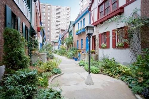 Hidden Spots of the Upper West Side