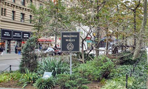 Broadway Malls
