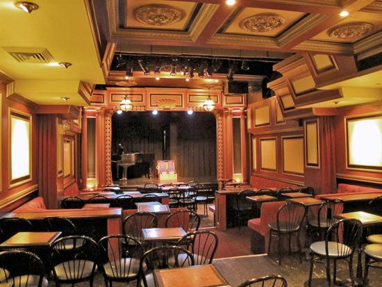The Triad Stage on the Upper West Side