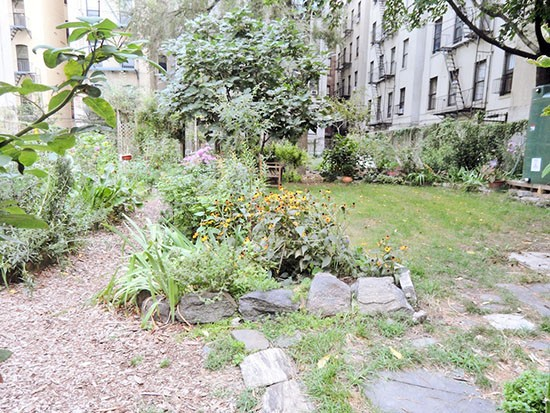 how to start a community garden in nyc