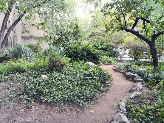 community gardens nyc history
